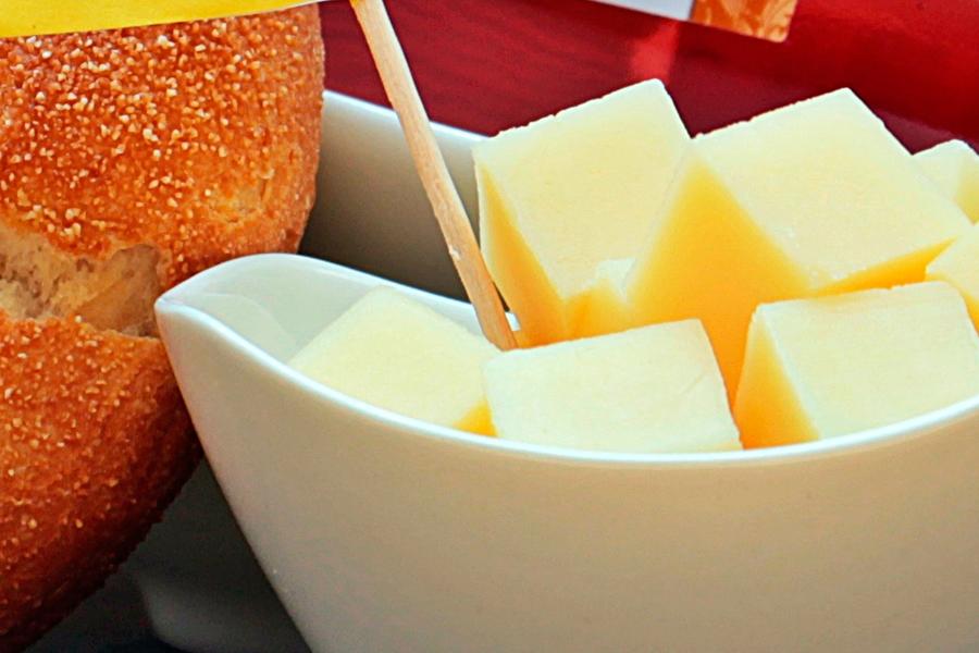 Cheese Cubes - Käsewürfel