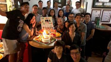 Biergarten Hong Kong Events, Birthday
