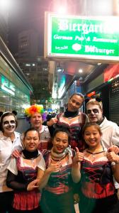 Biergarten Hong Kong, Carnival